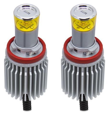 Светодиодные лампы MTF Light НВ4(9006) 3000K