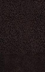 Элитный халат махровый Fyber шоколад от Carrara