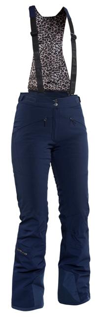 Женские брюки 8848 Altitude POPPY navy (668615)