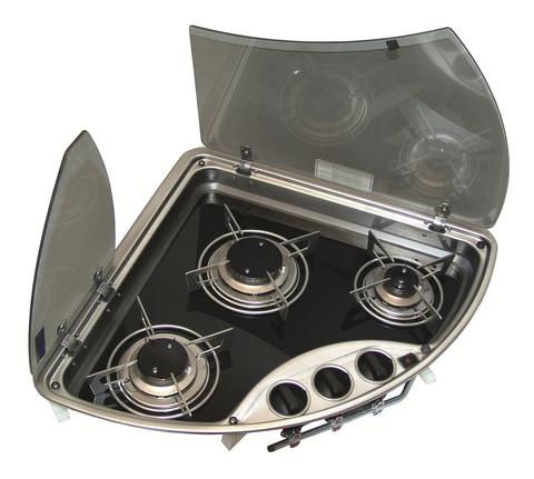 Варочная газовая панель Dometic CRAMER CE-08-DF