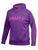 Толстовка Craft Flexhood Purple женская