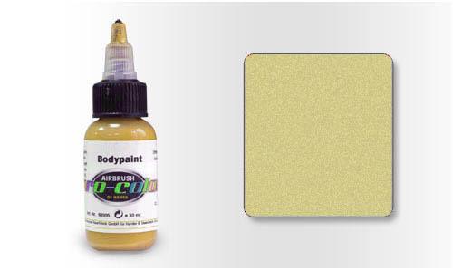 68102 Краска для Бодиарта Pro-Color Gold (Золотой) 30мл.