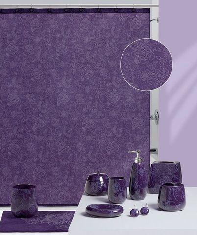 Элитная шторка для ванной Fine Lines от Creative Bath