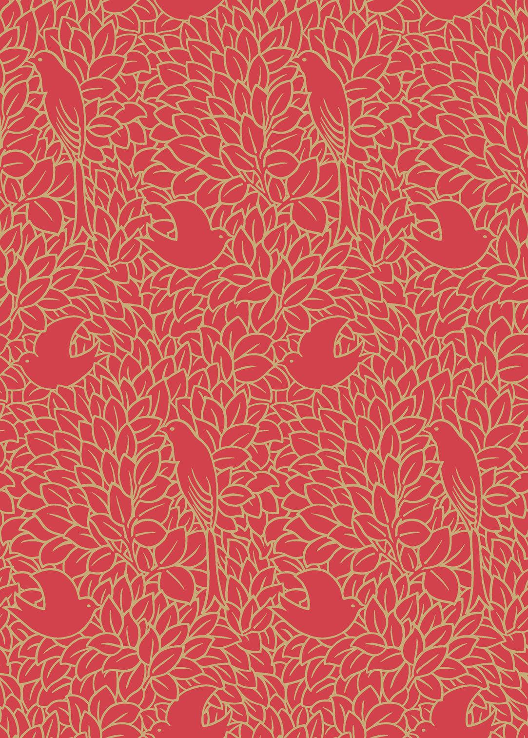 Обои Cole & Son Collection of Flowers 81/2007, интернет магазин Волео