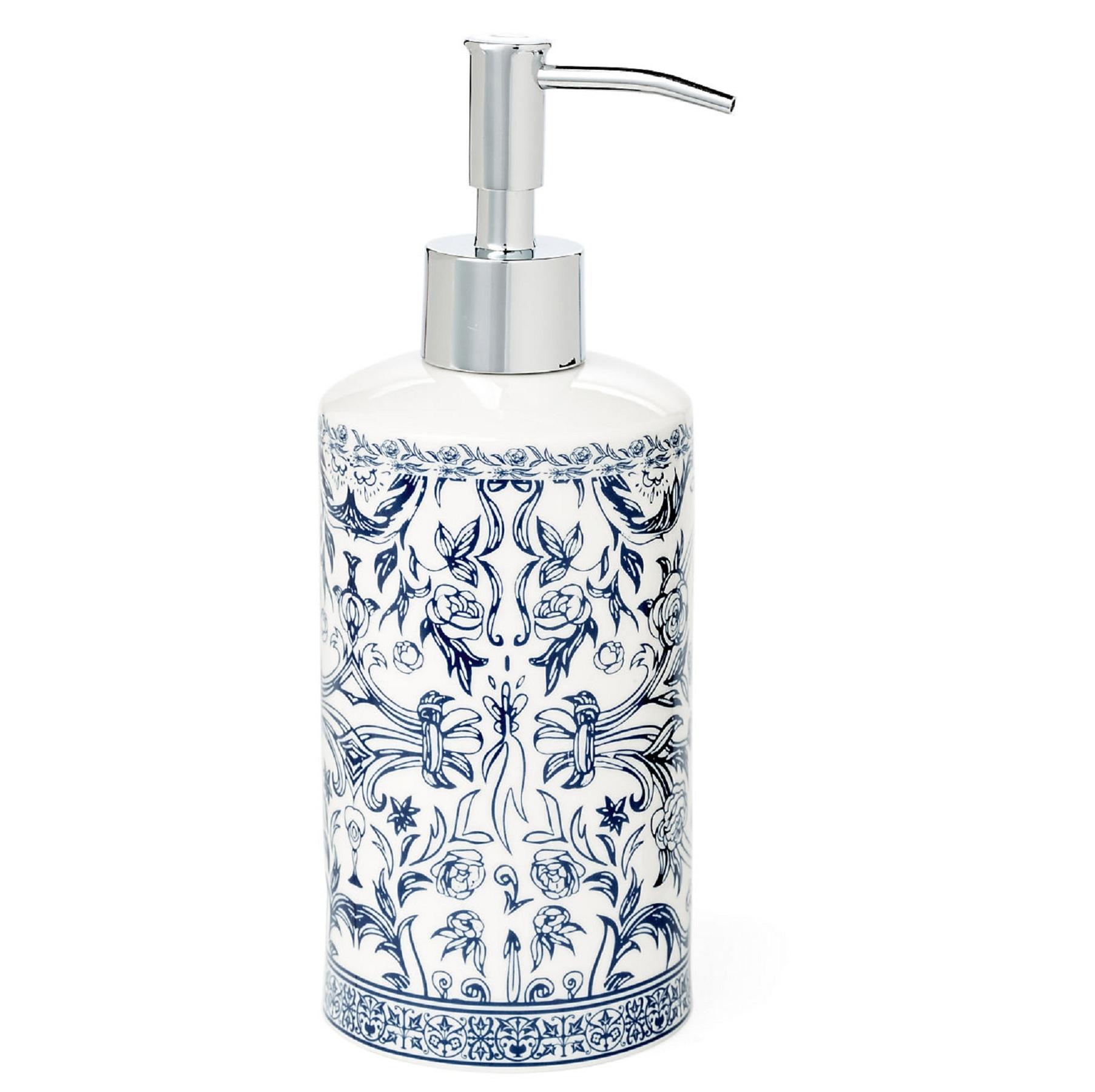 Дозаторы для мыла Дозатор для жидкого мыла Kassatex Orsay Blue dozator-dlya-zhidkogo-mila-orsay-blue-ot-kassatex-ssha-kitay.jpg