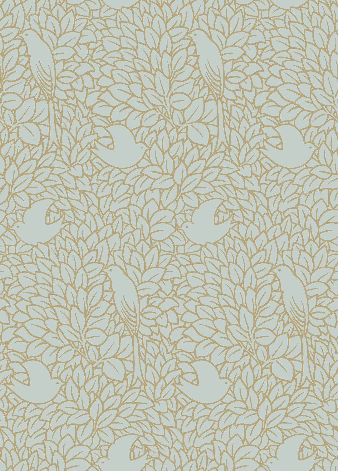 Обои Cole & Son Collection of Flowers 81/2009, интернет магазин Волео