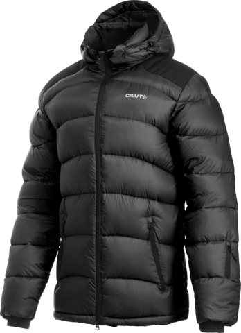 Куртка-пуховик Craft Down мужская black
