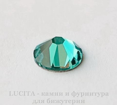 2058 Стразы Сваровски холодной фиксации Blue Zircon ss 20 (4,6-4,8 мм), 10 штук ()