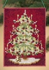 """Набор для вышивания """"Викторианское дерево"""" подвеска"""
