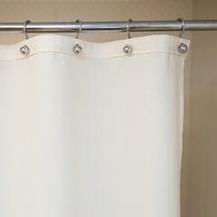 Элитная шторка для ванной 240х200 Reno Naranja от Arti-Deco