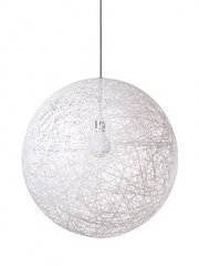 люстра MOOOI random light белый 60 см