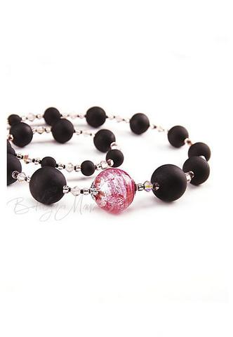 Ожерелье Монте Амиата с бусиной