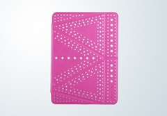 Чехол The Core Polka Dot Case Pink Розовый для iPad Air