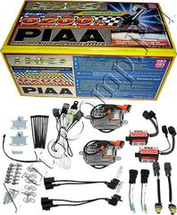 Комплект би-ксенона PIAA H4 (6200K) HH111