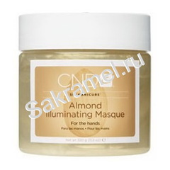 CND Almond Illuminating Masque 320 гр