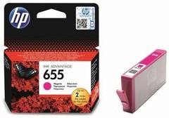Картридж HP 655 Magenta (CZ111AE)
