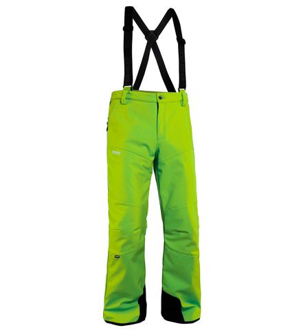 Брюки горнолыжные 8848 Altitude MURRAY Lime мужские