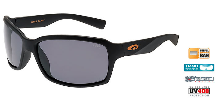Спортивные очки goggle Urbino black/blue