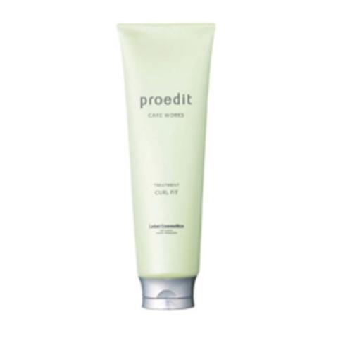 Lebel Proedit Маска для кудрявых и вьющихся волос Сurl fit treatment купить online