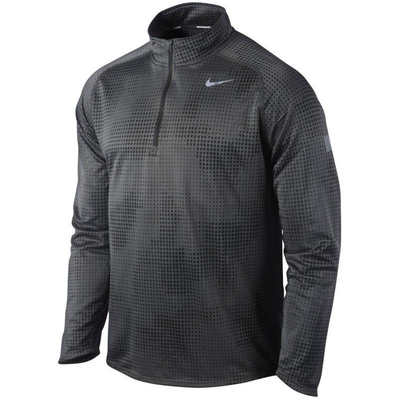 Футболка Nike Element Jacq 1/2 Zip /Рубашка беговая