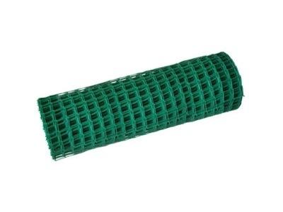 Заборная решетка в рулоне 1,5х25 м, ячейка 18х18 мм        64525