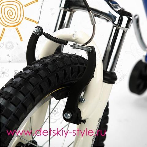 """Велосипед Royal Baby """"Robocop 14"""" (Роял Беби)"""