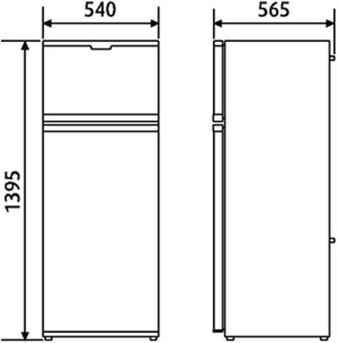 Компрессорный холодильник (встраиваемый) WAECO CoolMatic HDC-220