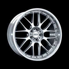 Диск колесный BBS RХ II 8x17 5x112 ET35 CB82.0 brilliant silver/diamond cut