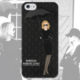 Чехол для iPhone 7+/7/6s+/6s/6+/6/5/5s/5с/4/4s  AMERICAN HORROR STORY umbrella