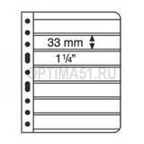 Лист для банкнот VARIO, 7 ячеек, прозрачный