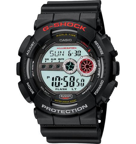 Купить Наручные часы Casio G-Shock GD-100-1ADR по доступной цене