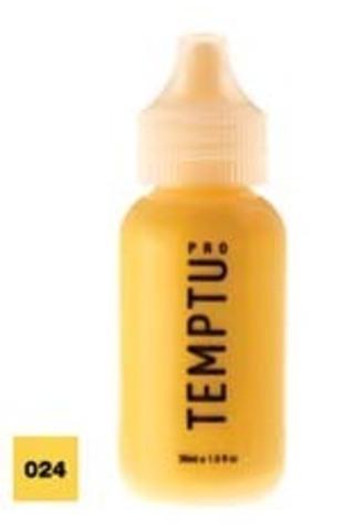TEMPTU Pro S/B Airbrow Colour  - тон 024 Yellow 8 мл