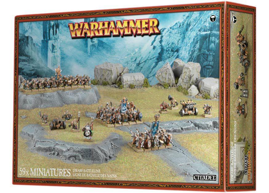 Dwarf Battleline