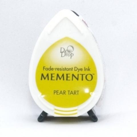 Штемпельная подушечка mini - MEMENTO - Pear Tart
