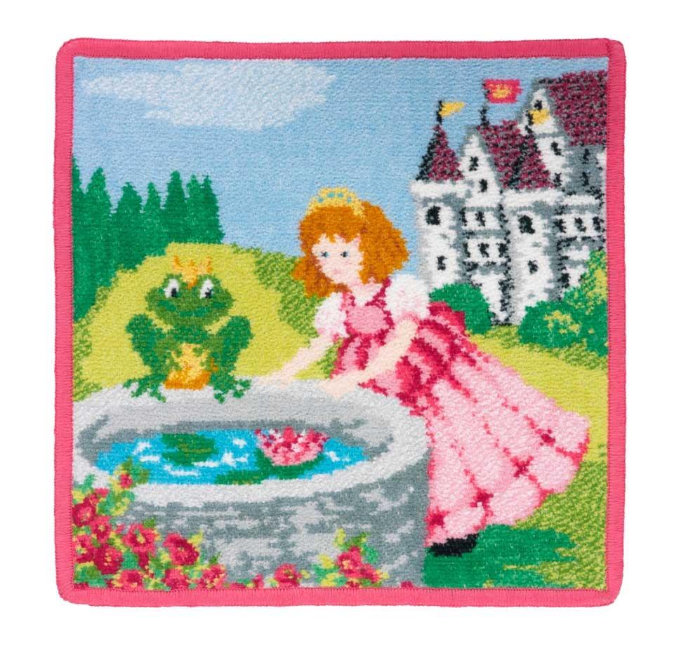Детские полотенца Полотенце детское 25x25 Feiler Marchen Frog King elitnaya-salfetka-shenillovaya-detskaya-marchen-frog-king-ot-feiler-germaniya.jpg