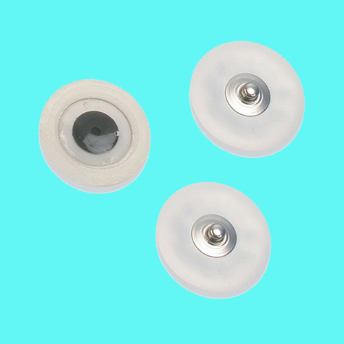 Неонатальный электрод ЭКГ 26мм, одноразовый, PG-10C, Fiab