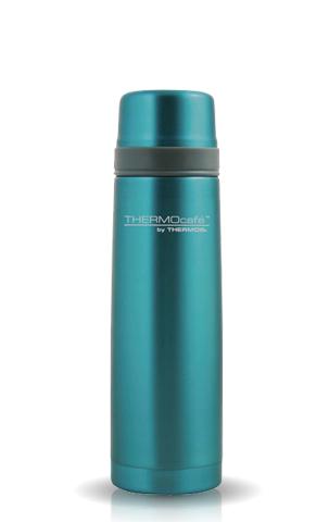 Термос Thermos Flattop бирюзовый (0,5 литра)