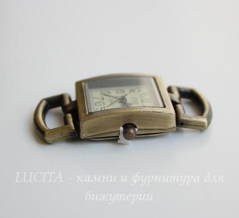 Основа для часов (цвет - античная бронза) 49х29 мм