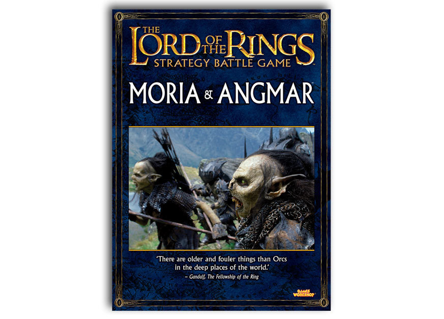 The Lord of the Rings: Moria & Angmar