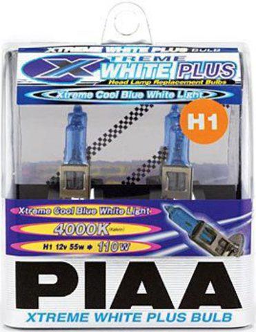 Галогенные лампы PIAA H3 HE-305 (4000K) Xtreme White Plus