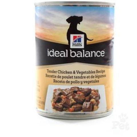 Hill's Ideal Balance Adult dog Chicken Vegetables
