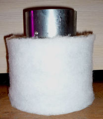 Высоко эффективный воздушный угольный фильтр с возможностью замены угля