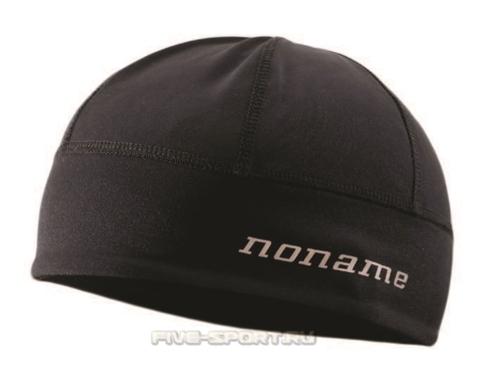 Шапка Noname Champion black