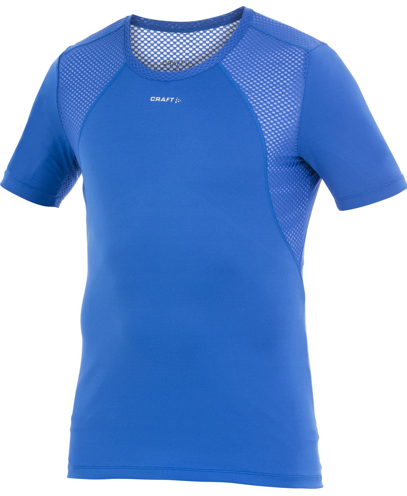 Футболка беговая мужская Craft Cool Concept blue