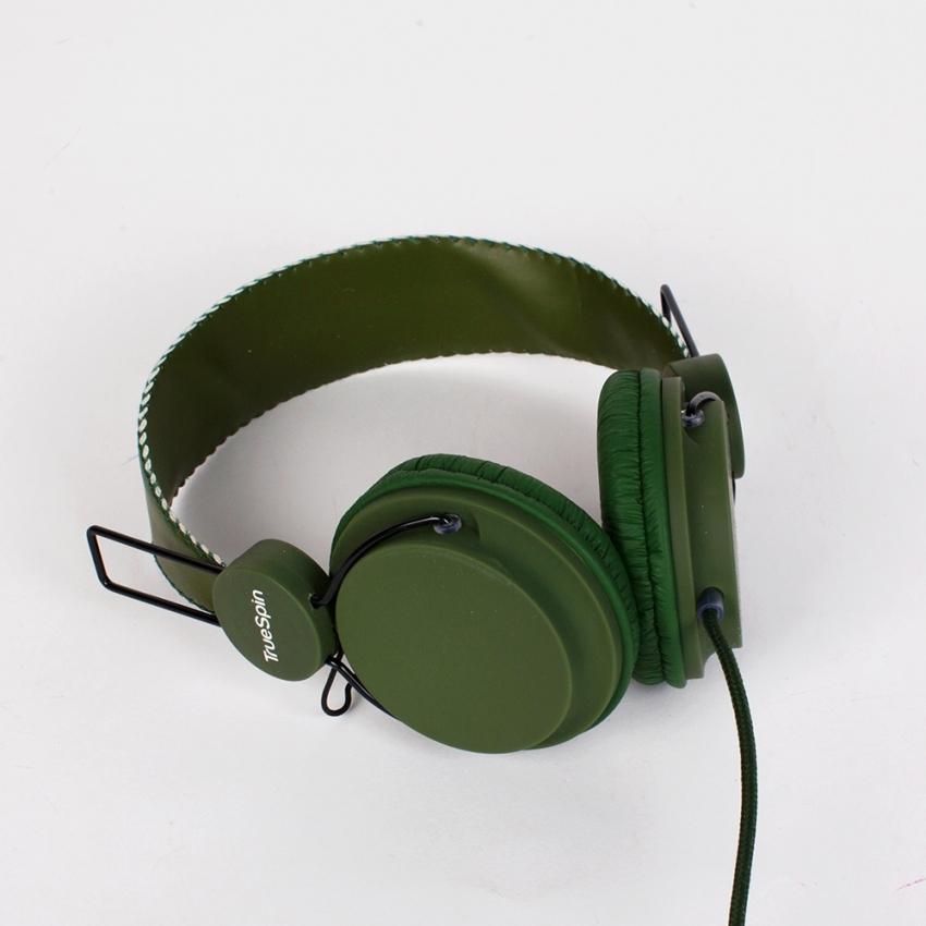 Наушники TRUESPIN BASIC HEADPHONE OLIVE