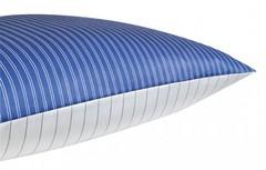 Постельное белье 1.5 спальное Janine Modern Classic темно-синее