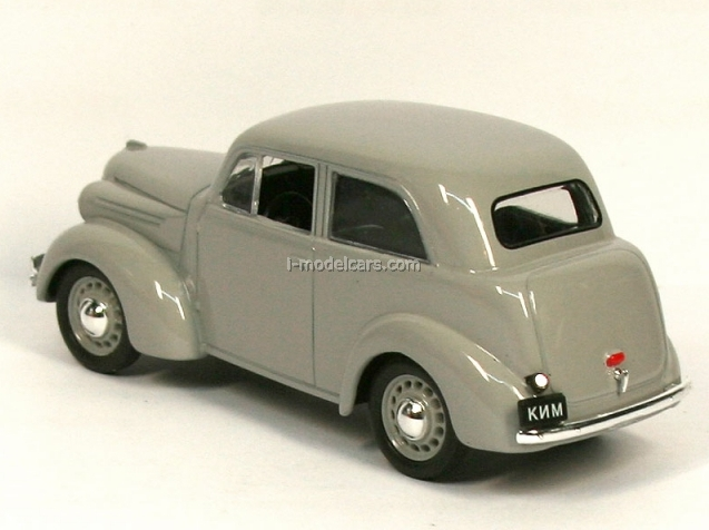 KIM-10-50 gray 1:43 DeAgostini Auto Legends USSR #51