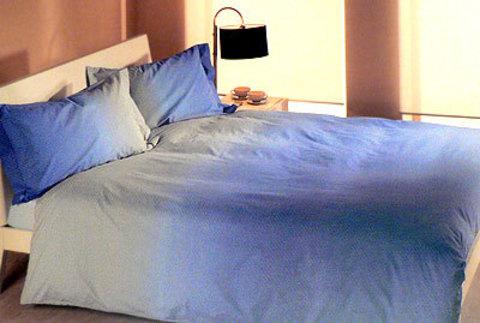 Постельное белье 2 спальное евро макси Caleffi Helsinki коралловое