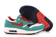 Кроссовки женские Nike Air Max 87 Turquoise Black Red