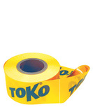 Лента Toko TOKO желтая для разметки 200 м х 8 см